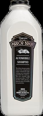 Mirror Bright Automobile Shampoo