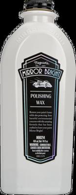 Mirror Bright Polishing Wax
